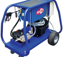 DEN-SIN Mermaid high pressure jet washers