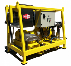 DEN-SIN Ultra High Pressure jet washers