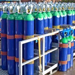 Welding gases - Standard cylinders