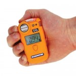 CROWCON GASMAN PERSONAL SINGLE GAS DETECTOR - TOXICS FLAMMABLE & OXYGEN